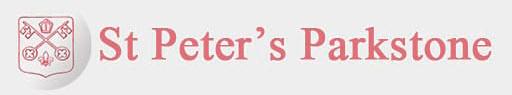 St Peters Parkstone Logo