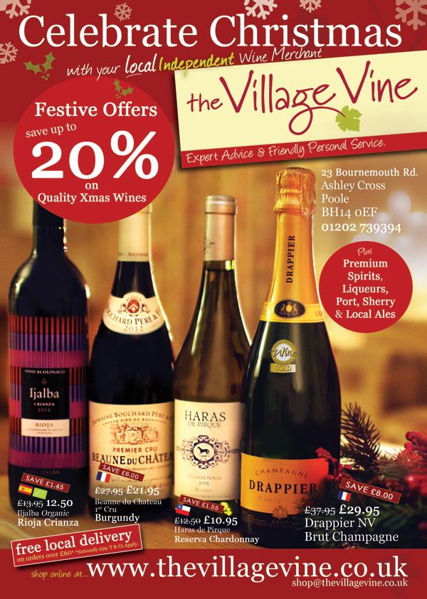 the-village-vine-flyer