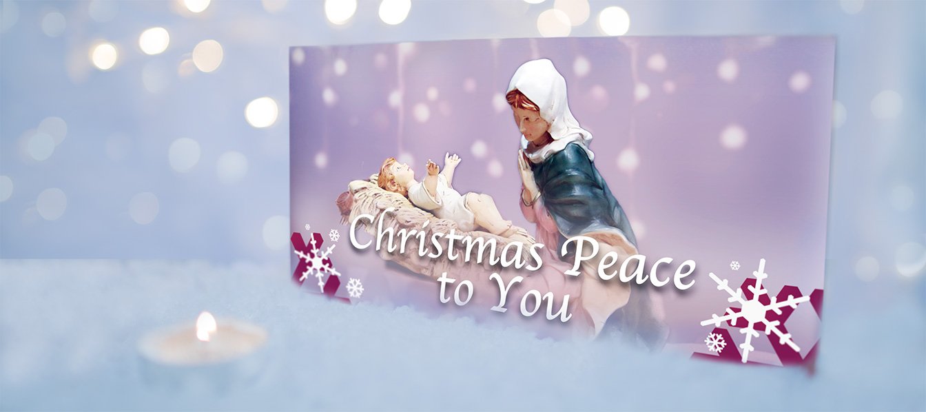 Print and Distribute Christmas Cards